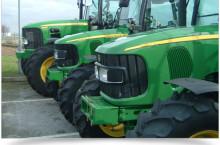 Резервни части за трактори John Deere