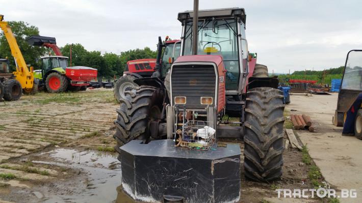 Трактори Massey Ferguson 3690 1 - Трактор БГ