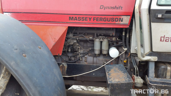 Трактори Massey Ferguson 3690 18 - Трактор БГ