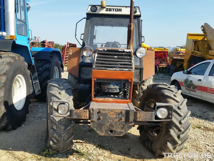 Трактори Zetor 4x4 1 - Трактор БГ