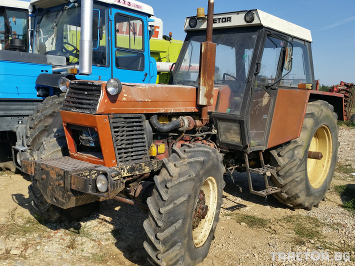 Трактори Zetor 4x4 11 - Трактор БГ
