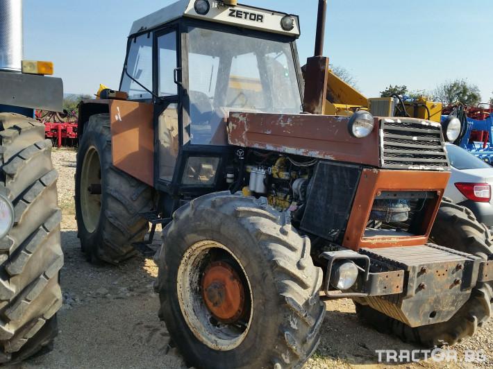 Трактори Zetor 4x4 2 - Трактор БГ