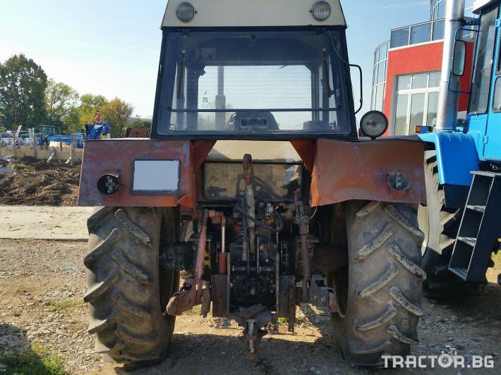 Трактори Zetor 4x4 4 - Трактор БГ