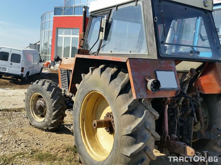 Трактори Zetor 4x4 5 - Трактор БГ