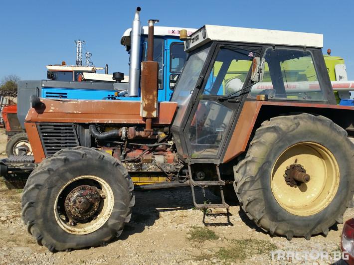 Трактори Zetor 4x4 0 - Трактор БГ