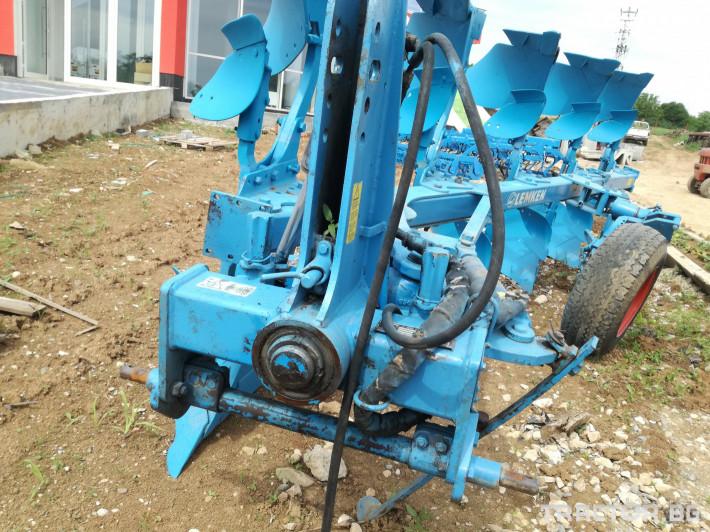 Плугове Lemken Europal 7 5F(4+1) 2 - Трактор БГ