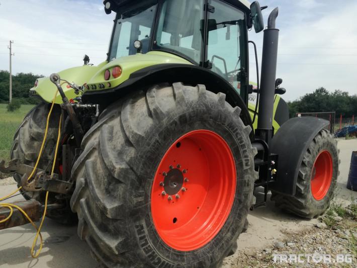 Трактори Claas Axion 850 13 - Трактор БГ
