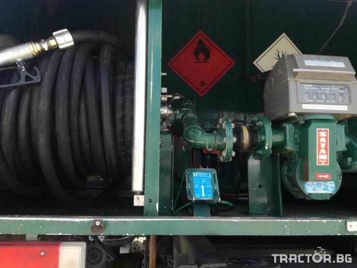 Ремаркета и цистерни MAN LE 18.250 4X4 BB 3 - Трактор БГ