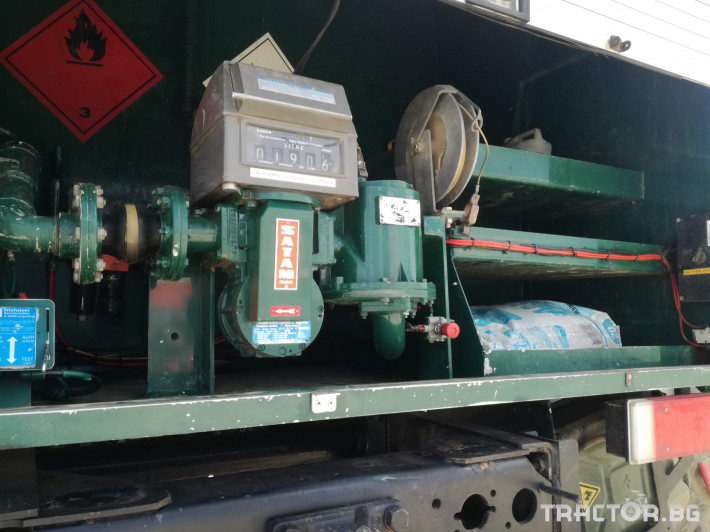 Ремаркета и цистерни MAN LE 18.250 4X4 BB 4 - Трактор БГ