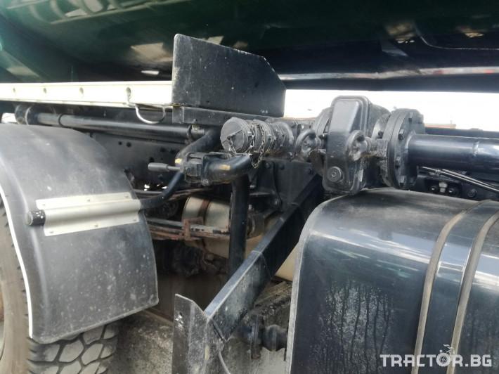 Ремаркета и цистерни MAN LE 18.250 4X4 BB 7 - Трактор БГ