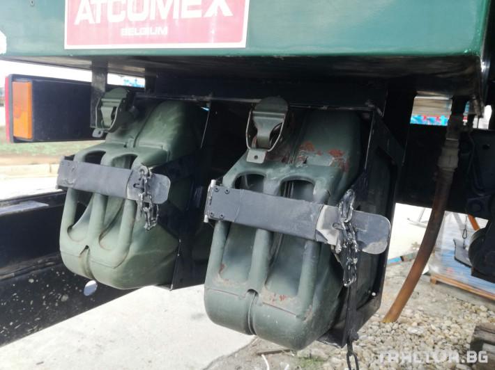 Ремаркета и цистерни MAN LE 18.250 4X4 BB 8 - Трактор БГ