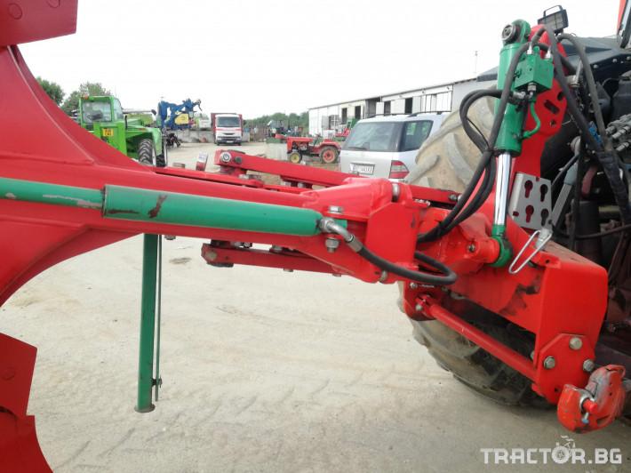 Плугове Agro Masz PO5 (4+1) Демо 1 - Трактор БГ