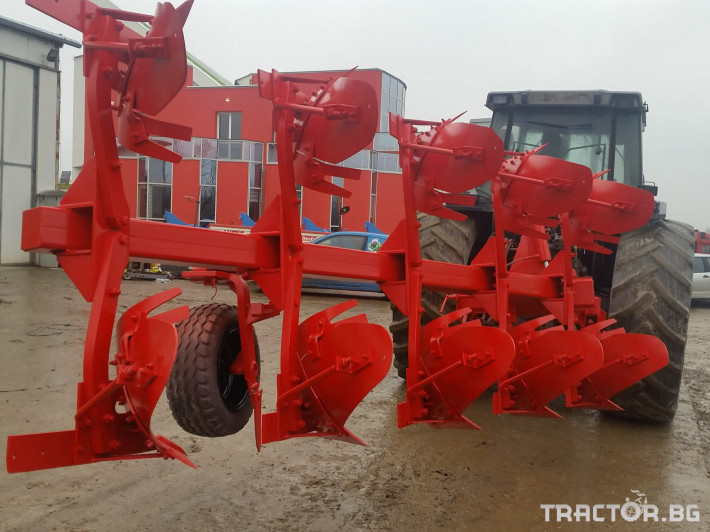 Плугове Раломекс 5-35 6 - Трактор БГ