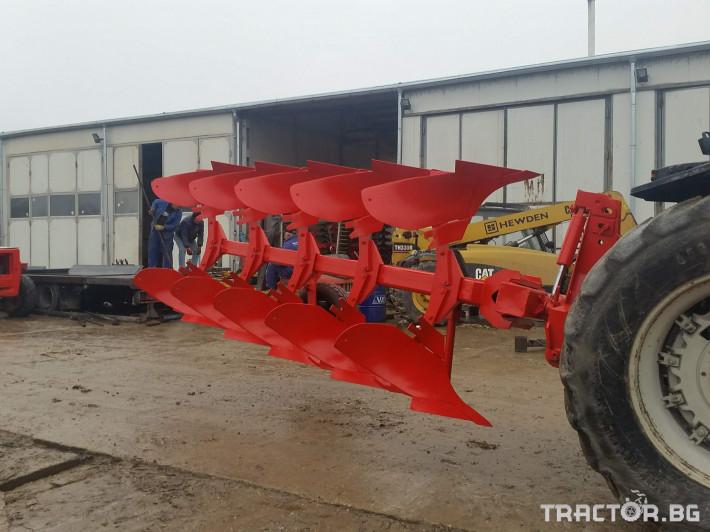 Плугове Раломекс 5-35 9 - Трактор БГ