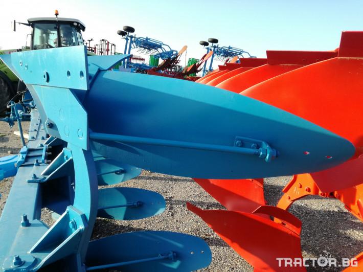 Плугове Overum 6F 2 - Трактор БГ