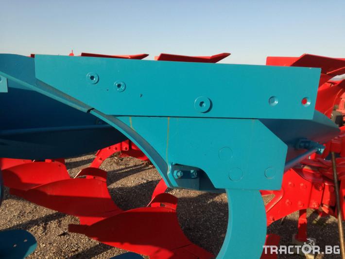 Плугове Overum 6F 3 - Трактор БГ