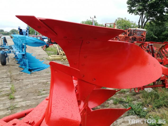 Плугове Vogel & Noot 5F 6 - Трактор БГ