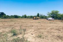 Почистване на изоставени земеделски земи