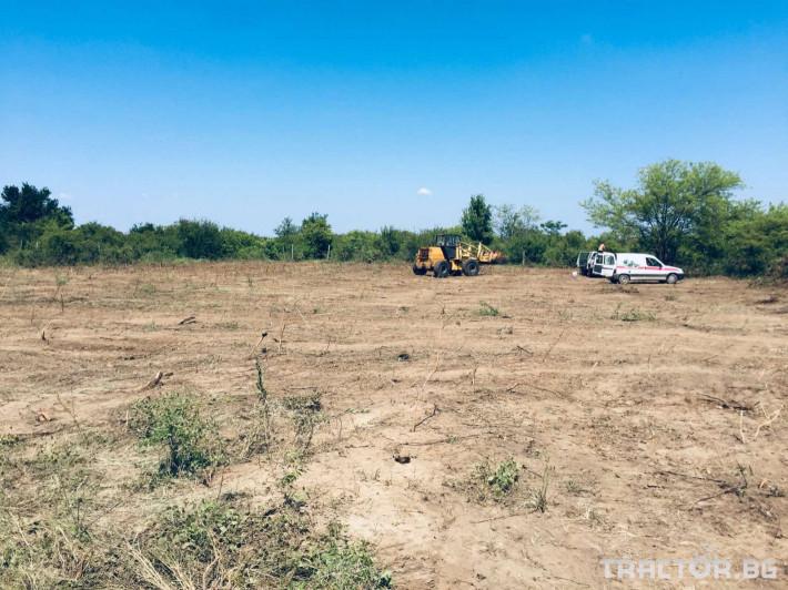 Мулчери Почистване на изоставени земеделски земи 0 - Трактор БГ