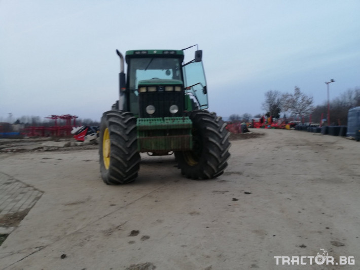 Трактори John-Deere 8300 0 - Трактор БГ