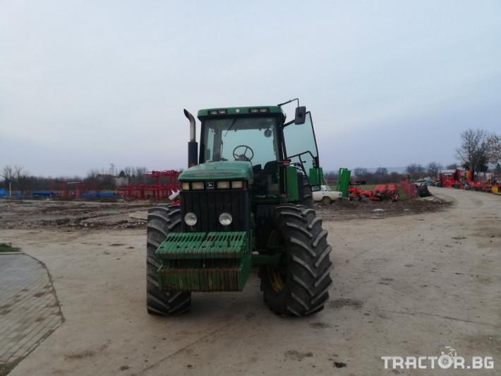 Трактори John-Deere 8300 4 - Трактор БГ