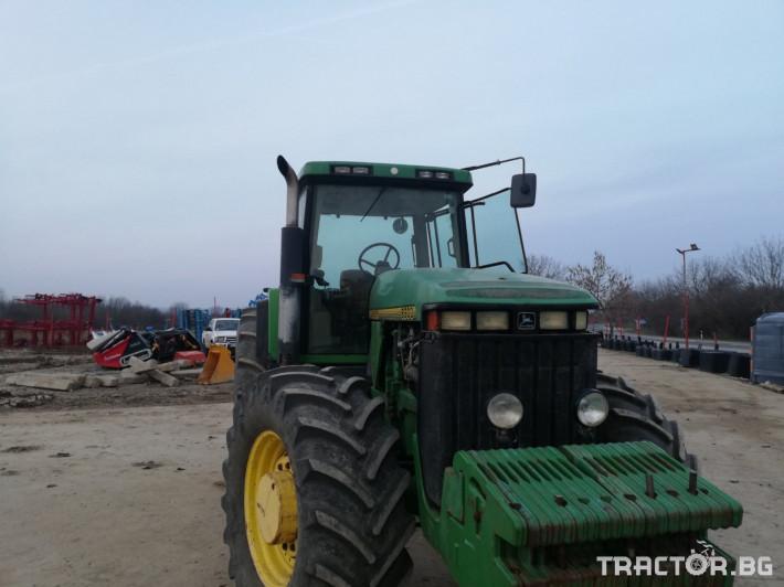 Трактори John-Deere 8300 5 - Трактор БГ