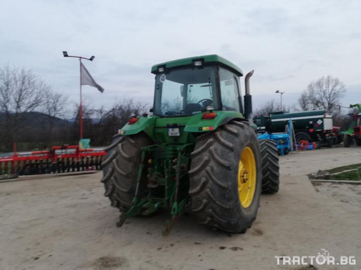 Трактори John-Deere 8300 6 - Трактор БГ