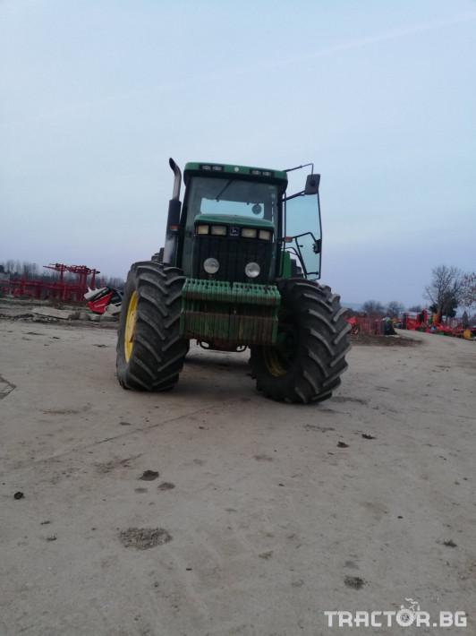 Трактори John-Deere 8300 8 - Трактор БГ
