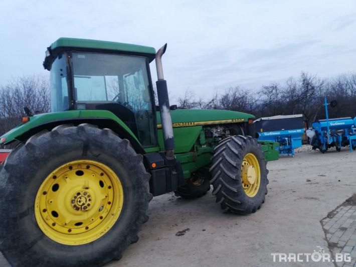 Трактори John-Deere 8300 15 - Трактор БГ