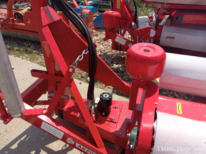 Други Akpil Фолираща машина за бали 2 - Трактор БГ
