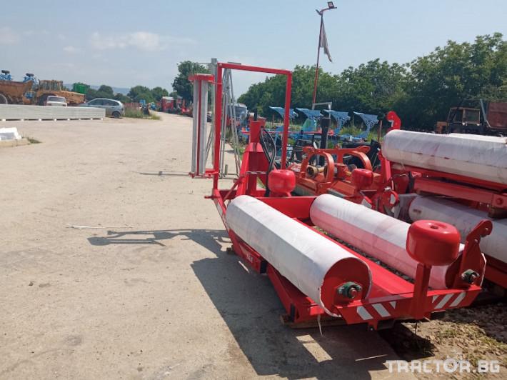 Други Akpil Фолираща машина за бали 4 - Трактор БГ