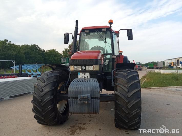 Трактори New-Holland M160 0 - Трактор БГ