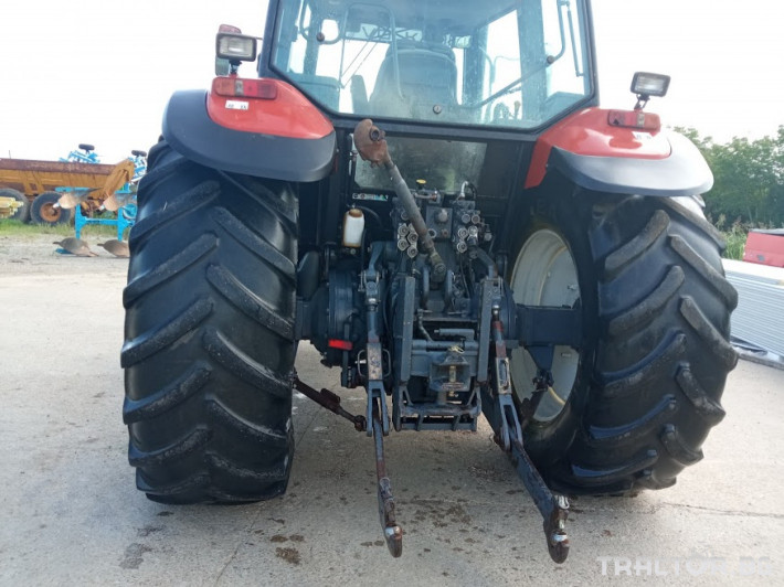 Трактори New-Holland M160 2 - Трактор БГ
