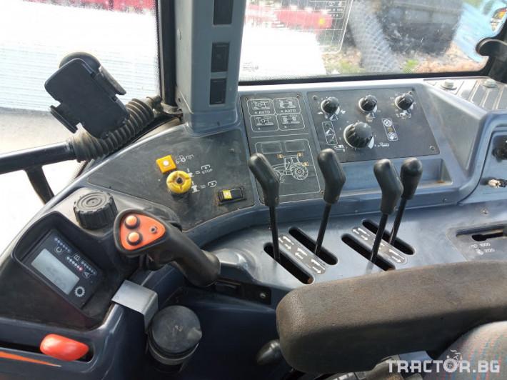 Трактори New-Holland M160 5 - Трактор БГ